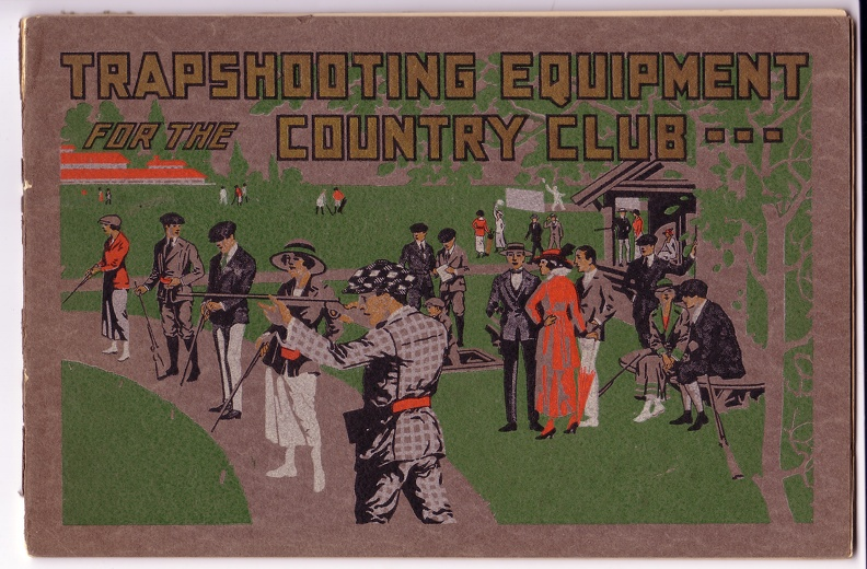 Trapshooting Equipment DuPont Dec 1917