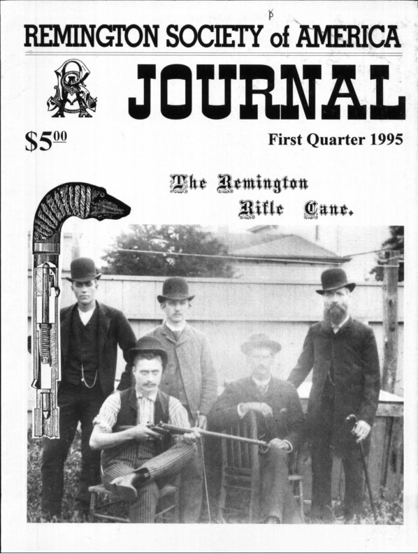 The 1st Quarter 1995 RSA Journal