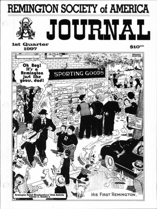 The 1st Quarter 1997 RSA Journal