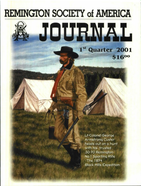 The 1st Quarter 2001 RSA Journal