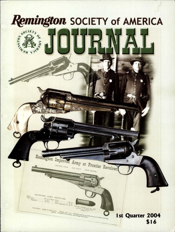 The 1st Quarter 2004 RSA Journal