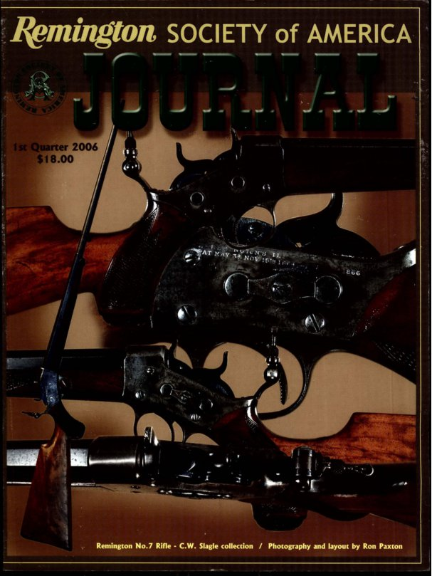 The 1st Quarter 2006 RSA Journal