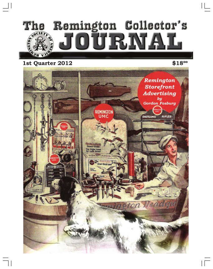 The 1st Quarter 2012 RSA Journal