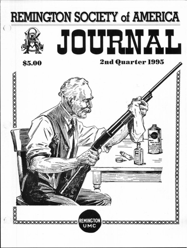 The 2nd Quarter 1995 RSA Journal