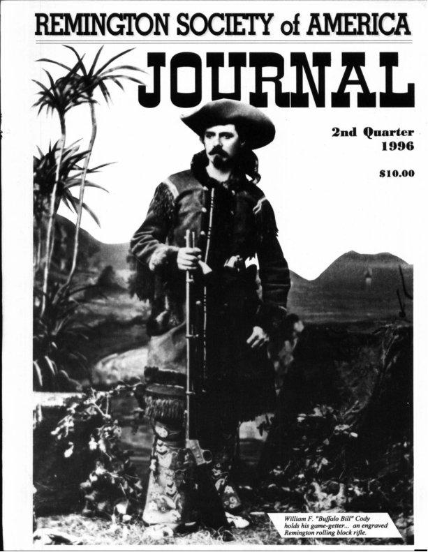 The 2nd Quarter 1996 RSA Journal