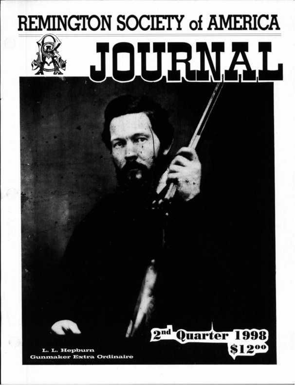 The 2nd Quarter 1998 RSA Journal