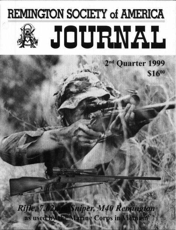 The 2nd Quarter 1999 RSA Journal