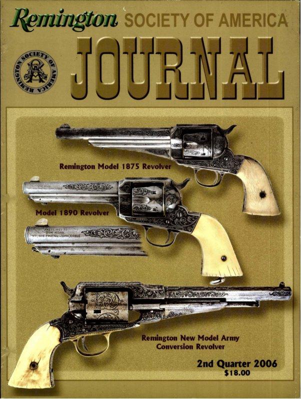 The 2nd Quarter 2006 RSA Journal
