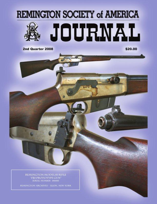 The 2nd Quarter 2008 RSA Journal