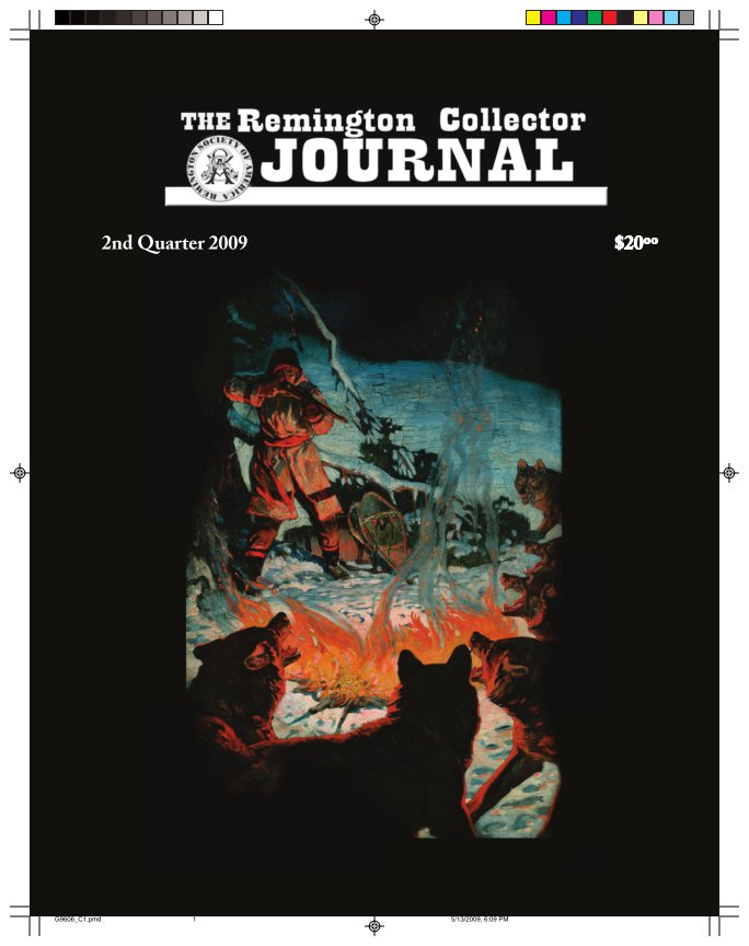 The 2nd Quarter 2009 RSA Journal