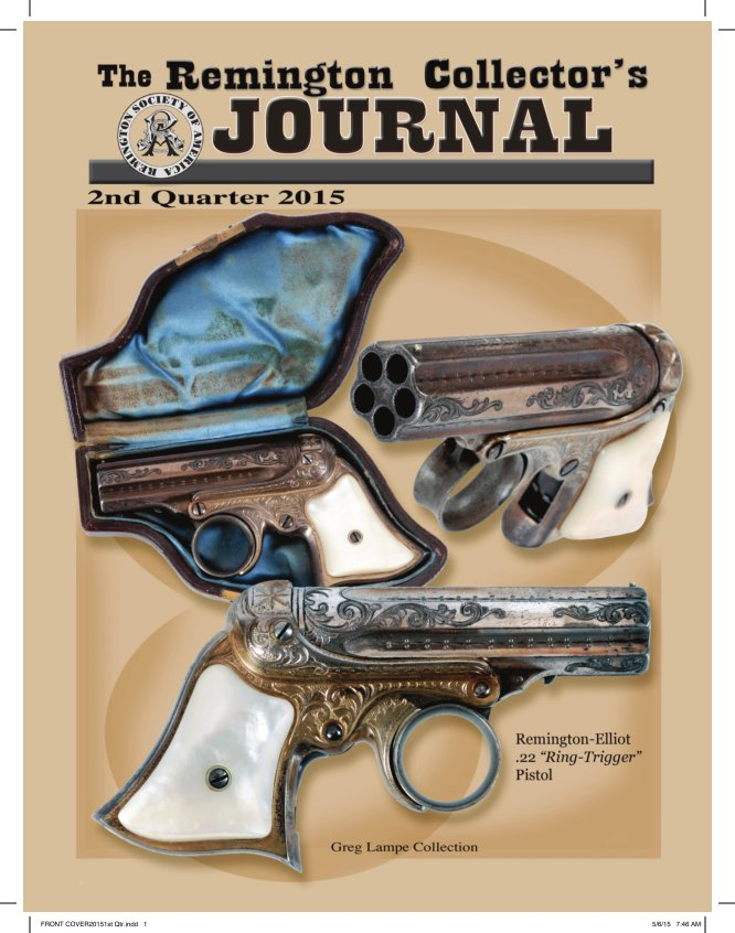 The 2nd Quarter 2014 RSA Journal