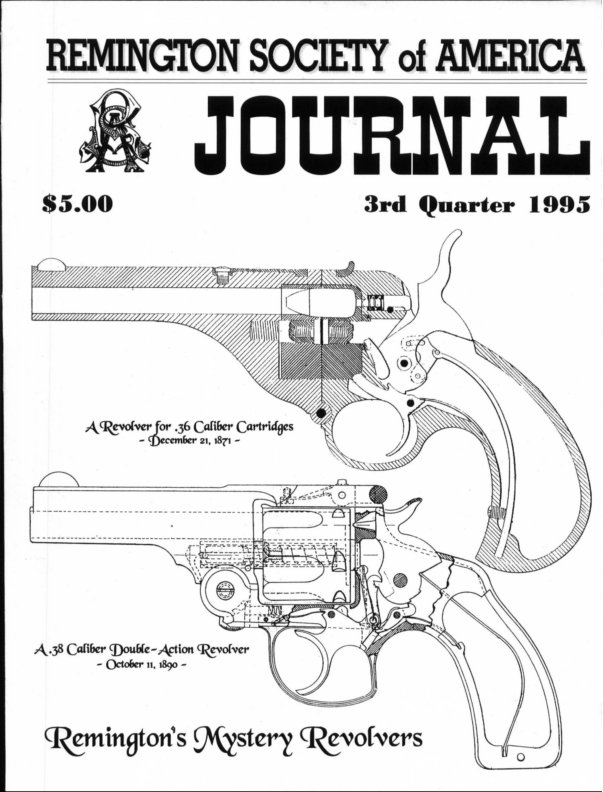 The 3rd Quarter 1995 RSA Journal