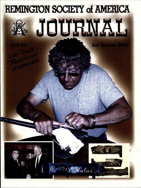 The 3nd Quarter 2005 RSA Journal