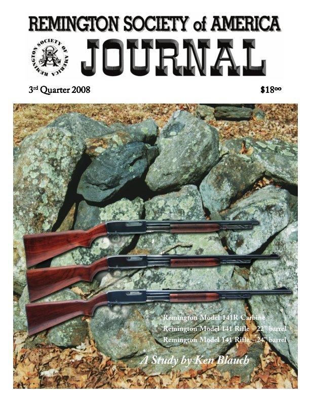 The 3nd Quarter 2008 RSA Journal