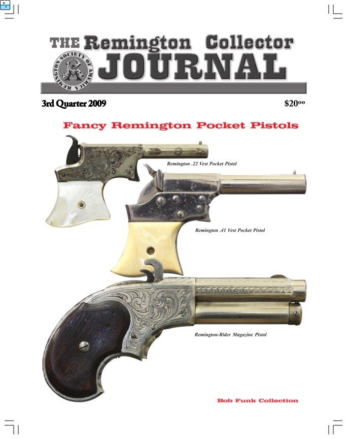 The 3nd Quarter 2009 RSA Journal