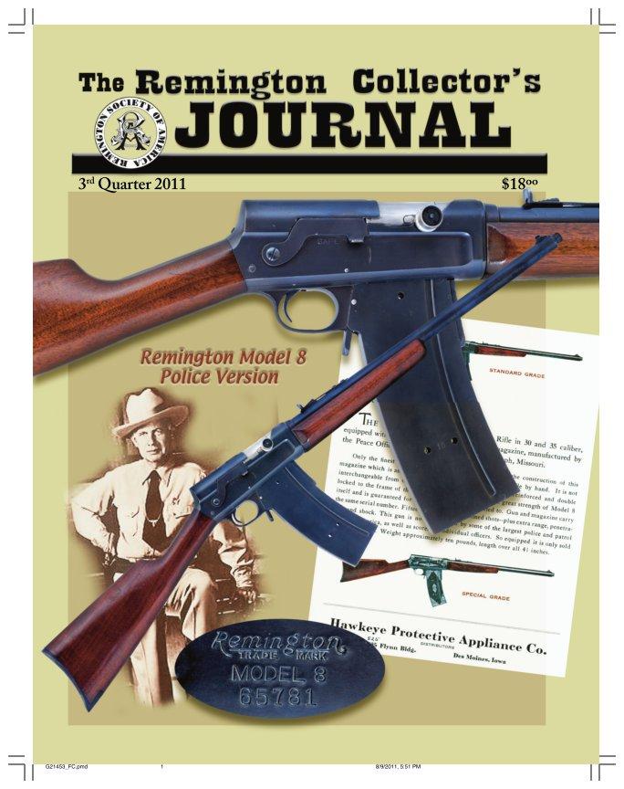 The 3nd Quarter 2011 RSA Journal