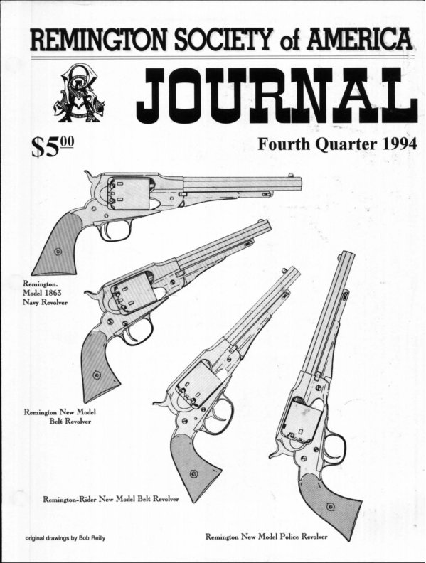 The 4th Quarter 1995 RSA Journal