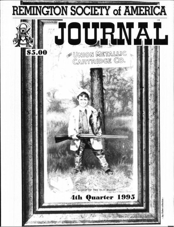 The 4th Quarter 1995 RSA Journal