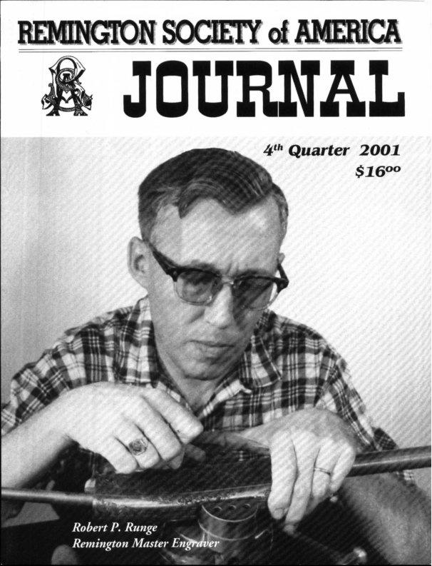 The 4th Quarter 2001 RSA Journal