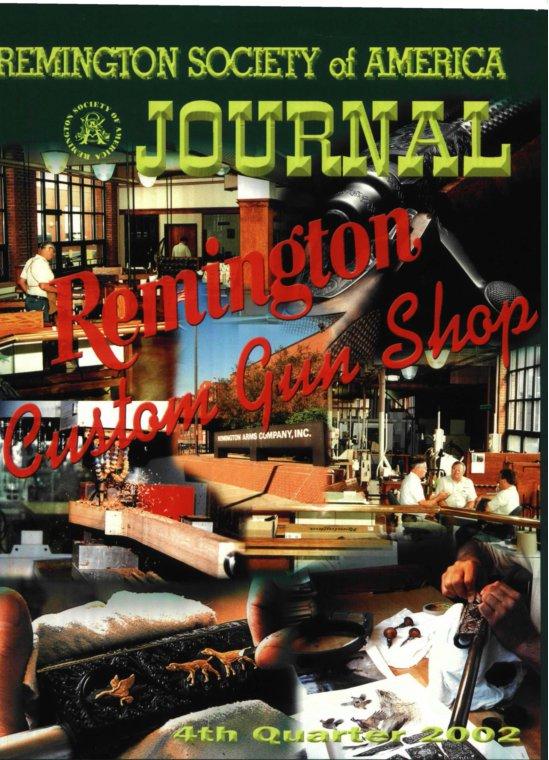The 4th Quarter 2002 RSA Journal