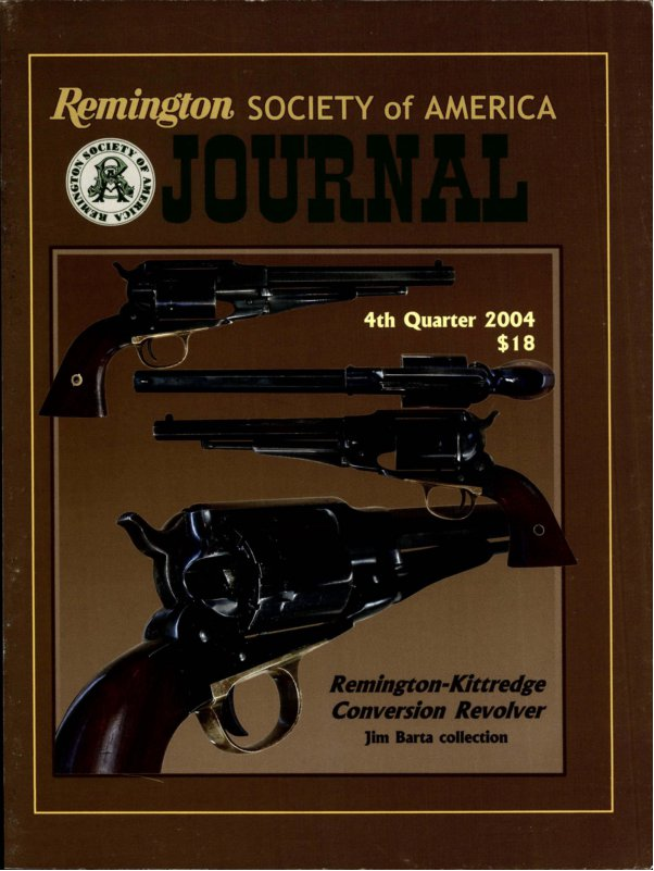 The 4th Quarter 2004 RSA Journal