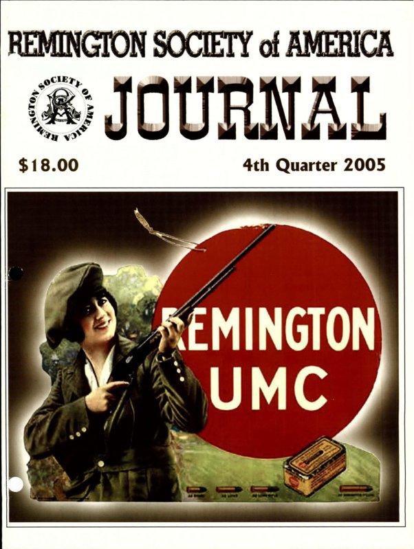 The 4th Quarter 2005 RSA Journal