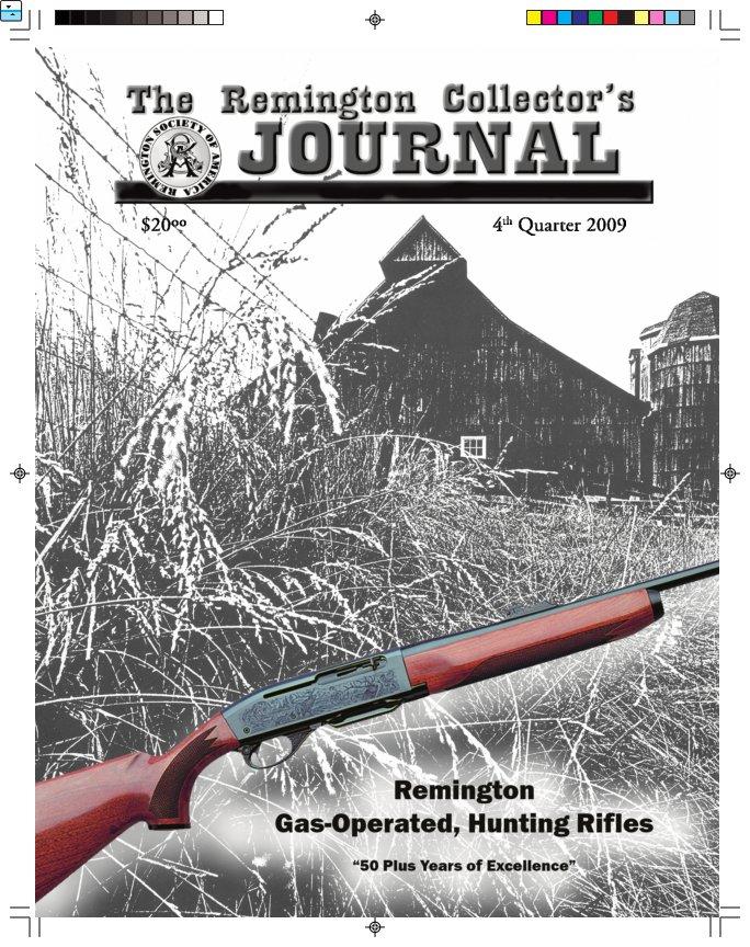 The 4th Quarter 2009 RSA Journal