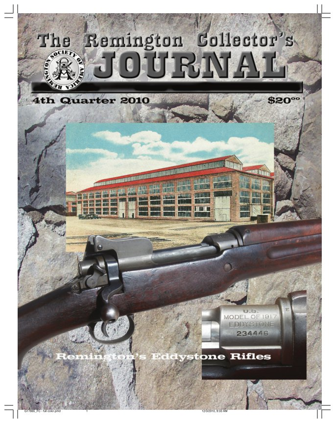 The 4th Quarter 2010 RSA Journal