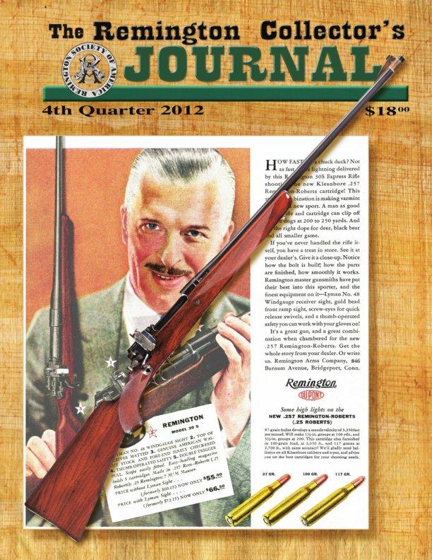 The 4th Quarter 2012 RSA Journal