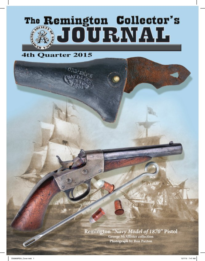 The 4th Quarter 2014 RSA Journal
