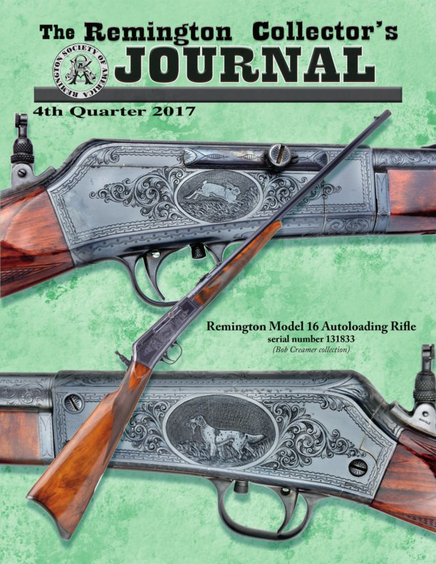 The 4th Quarter 2017 RSA Journal