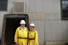 Bob and Sue at Queen Mine - 001