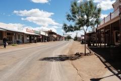 Allen Street - Tombstone