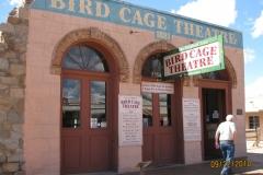Bird Cage Theatre - exterior