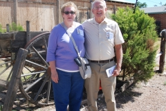 Jim and Donna Lasley