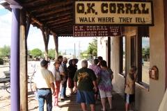 OK Corral on Allen Street