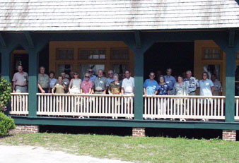 RSA members enjoyed the three day seminar on Jekyll Island in August 2000.