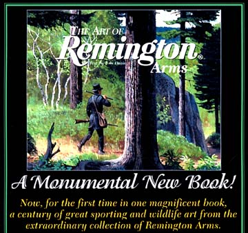 Photo of Remington's Art book