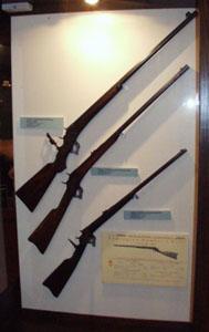 Remington rolling block sporting rifles.