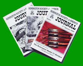 Photograph of several RSA Journals