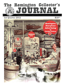 Photo of the First Quarter 2012 Issue of the RSA Journal