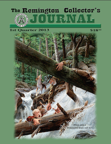 Photo of the First Quarter 2013 Issue of the RSA Journal