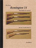 Photo of Remington model 14 & 141 book