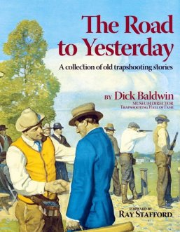 Photo of Dick Baldwin's book