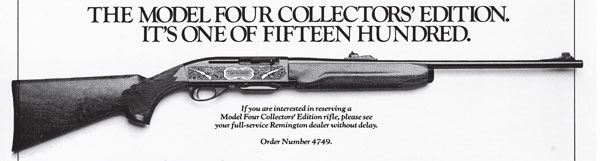 Remington Model 740, Model 742 and Model 7400 Autoloading