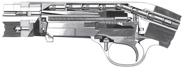 Remington model 241 diagram