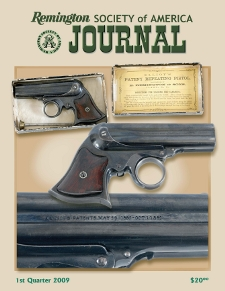 Photo of the First Quarter 2009 Issue of the RSA Journal