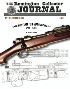 Photo of the First Quarter 2010 Issue of the RSA Journal