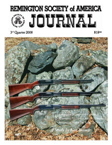 Photo of the Third Quarter 2008 Issue of the RSA Journal