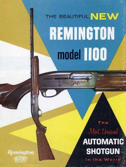 Collecting Remington Model 1100 Shotguns – Remington Society